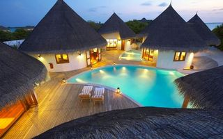 Фото бесплатно тропики, курорт, бунгало