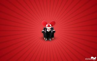 Бесплатные фото стиль,style,dj,music,deadmau5,кресло,producer