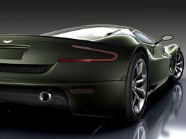 Фото бесплатно aston martin, новой, купе, автомобиль, зеленый, астон мартин, машины