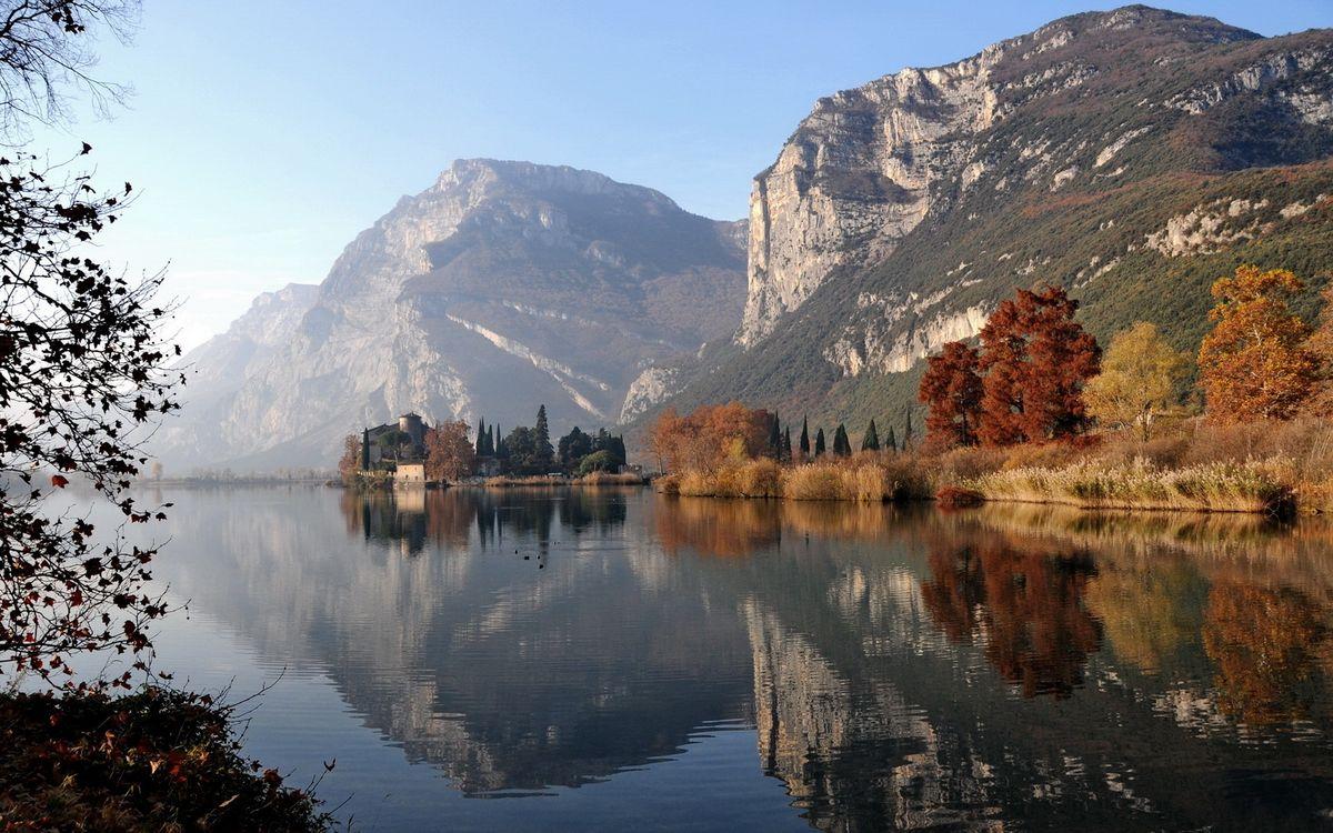 Обои горы, небо, облака, воздух, горизонт, вид, камни, скалы, природа на телефон | картинки природа