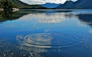 Фото бесплатно озеро, море, вода