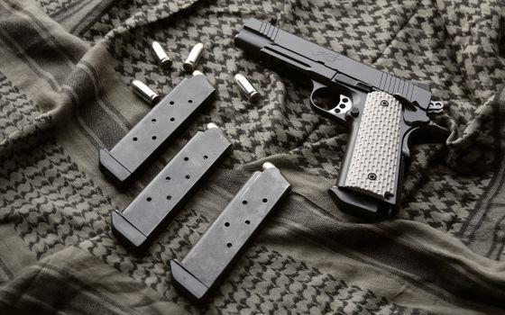 Фото бесплатно баррель, магазины, пистолет