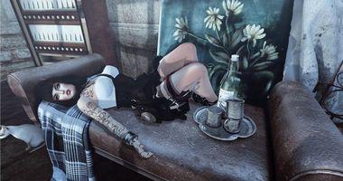 Бесплатные фото девушка, взгляд, настроение, art