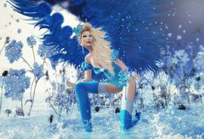 Photo free fantasy girl, angel, fantasy