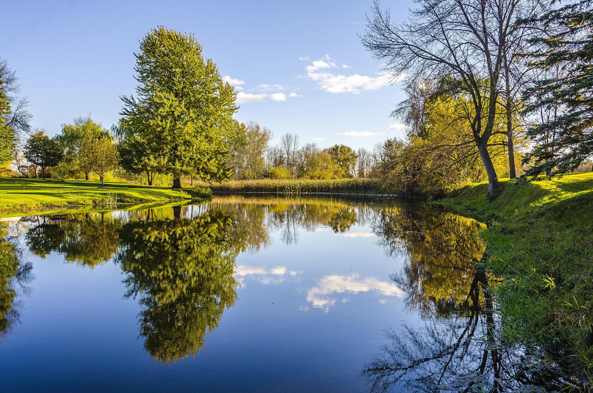Kawkawlin River, Bay County, Michigan
