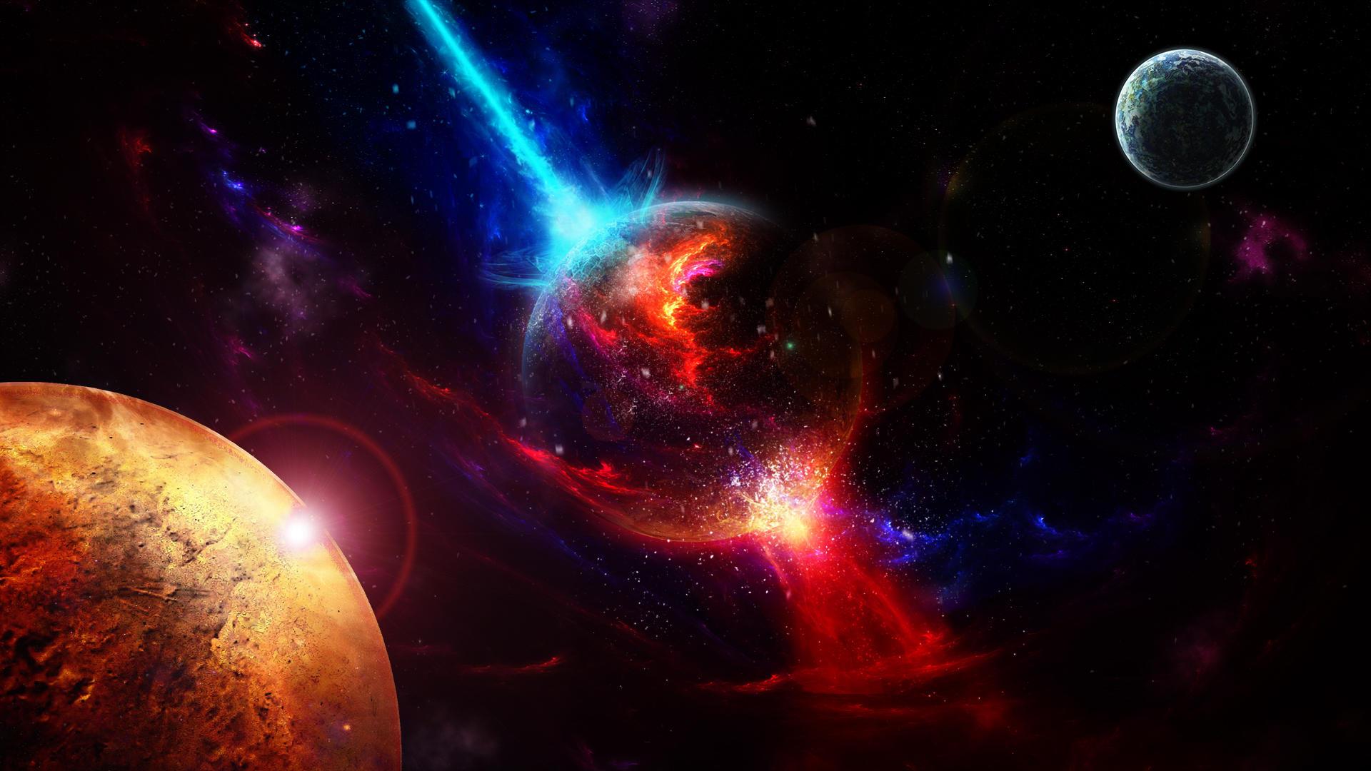 Обои космос галактика природа картинки на рабочий стол на тему Космос — скачать онлайн