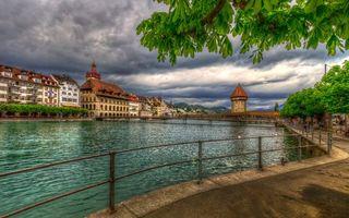Бесплатные фото Luzern,Switzerland,город