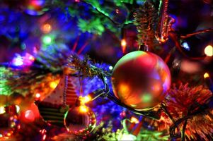 Photo free Christmas tree, Christmas decorations, decorations