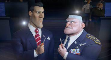 Заставки Индюки: Назад в будущее, мультфильм, комедия