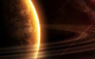 Бесплатные фото планета,пояс,кольца,звезды,невесомость,вакуум