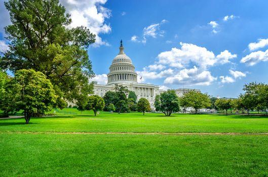 Округ Колумбия, США, Капитолий, Вашингтон