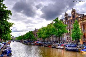 Бесплатные фото Amsterdam, Нидерланды, Северная Голландия, Амстердам