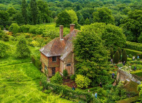 Фото бесплатно Англия, Сад, Кент