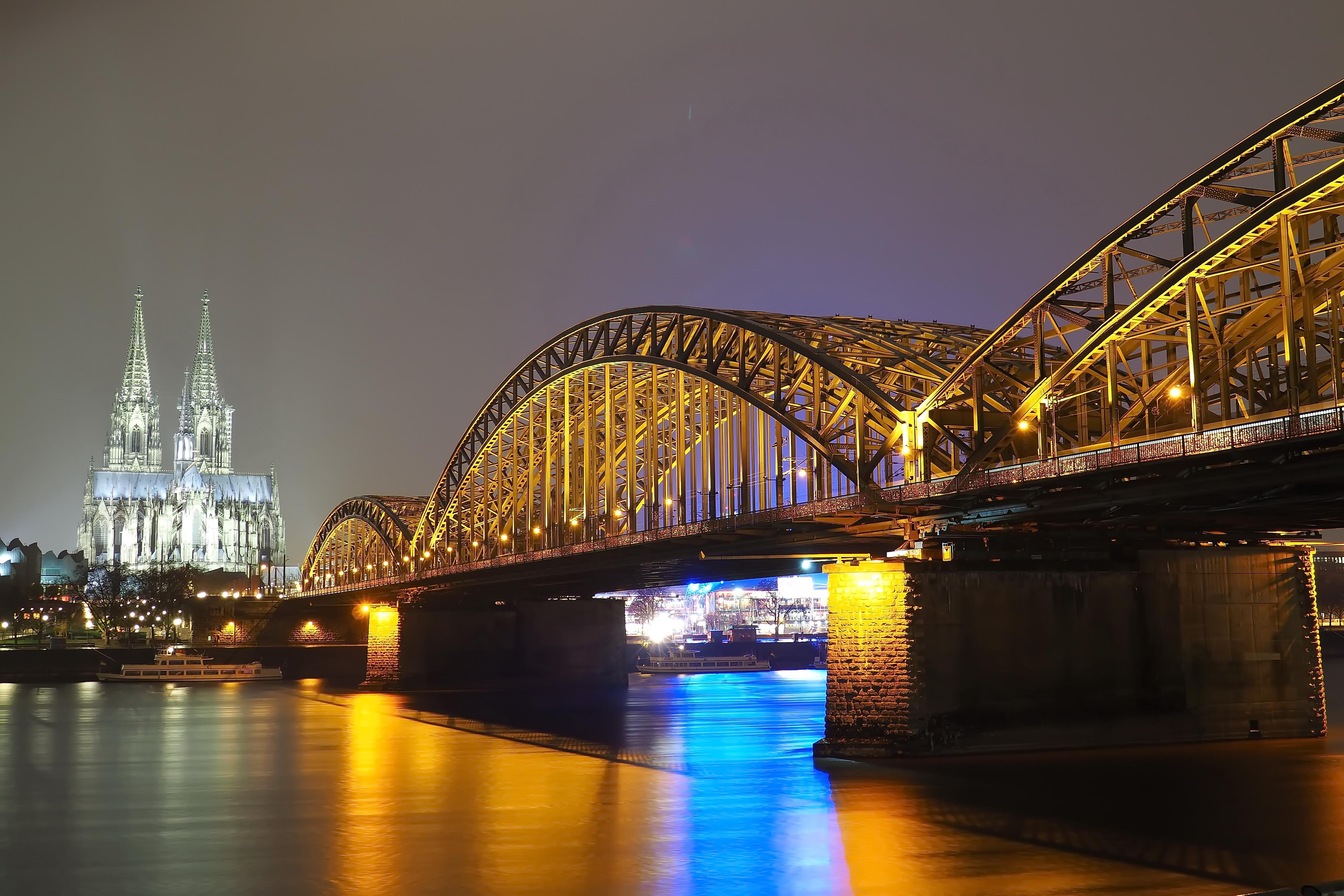 Кёльн, Германия, город