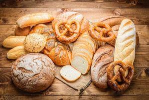 Бесплатные фото кренделя, еда, хлеб