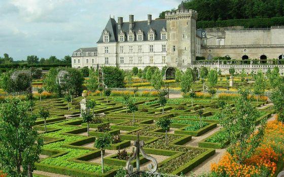 Фото бесплатно замок, имение, башня
