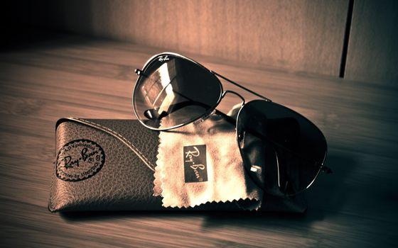 Фото бесплатно очки, макро, футляр