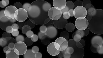 Фото бесплатно patterns, боке, круги