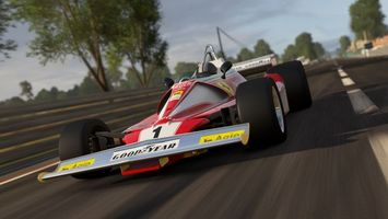 Фото бесплатно forza motorsport, болид, гонка
