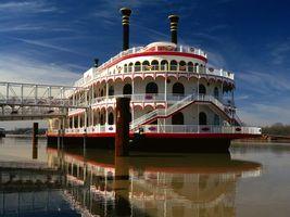 Фото бесплатно корабль, большой, трубы