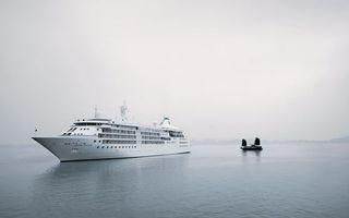 Бесплатные фото корабль,море,океан,вода,волны,бриз,палуба