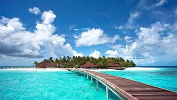 Бесплатные фото океан,небо,облака,вода,песок,лето,жара