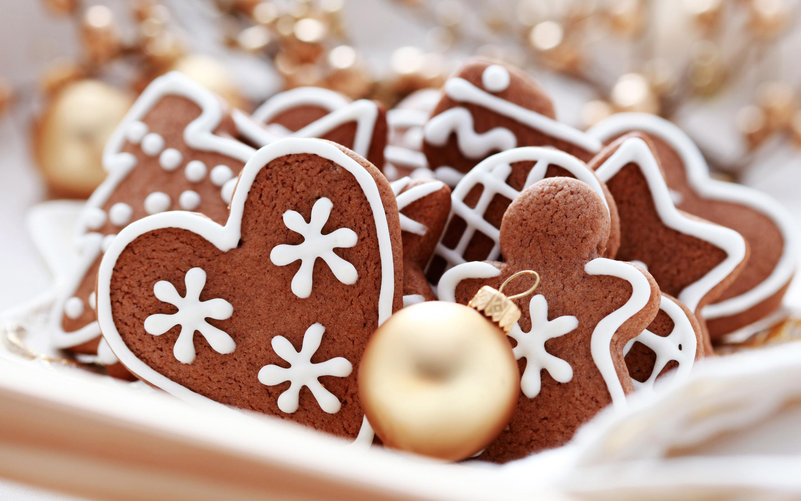 Рождество Христово печенье без смс
