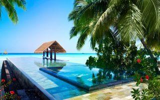 Фото бесплатно разное, курорт, море