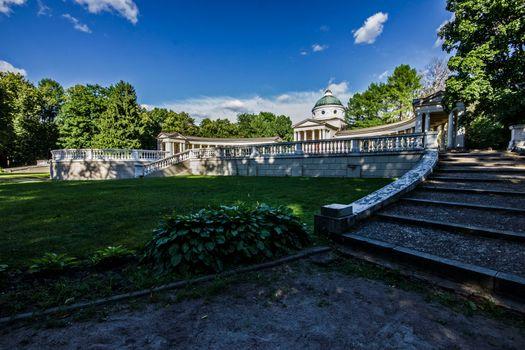 Photo free arkhangelsk, summer, palace