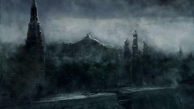 Заставки дома, улицы, тьма