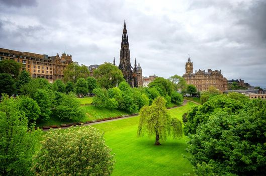 Фото бесплатно Эдинбург, Эдинбургский замок, Шотландия