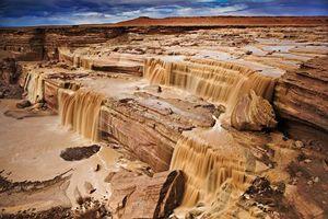 Бесплатные фото камни,скалы,песок,ветер,засуха,небо,облака