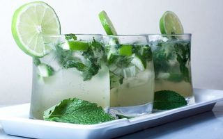 Photo free mojito, cocktail, mint