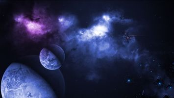 Бесплатные фото планета,земля,спутник,луна,поверхность,тучи,вихрь