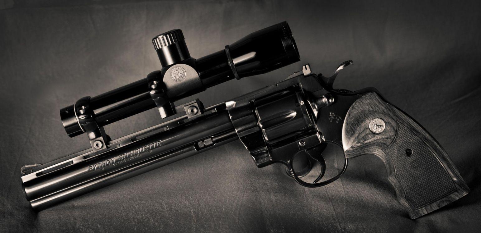 Photos for free revolver, sight, trigger - to the desktop