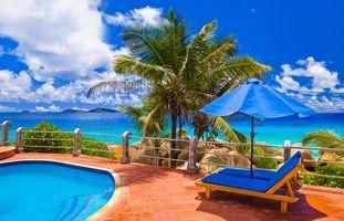 Бесплатные фото тропики, море, курорт, пейзажи