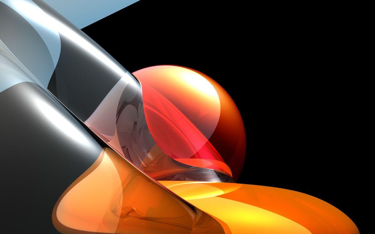 Обои заставка, обои, линии, круги, формы, градиент, цвета, оранжевый, красный, абстракции, разное на телефон | картинки разное
