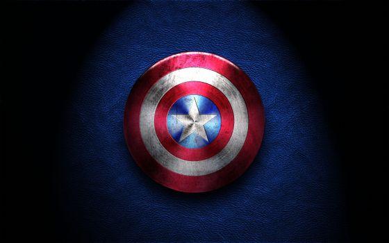Фото бесплатно щит, капитан, америка