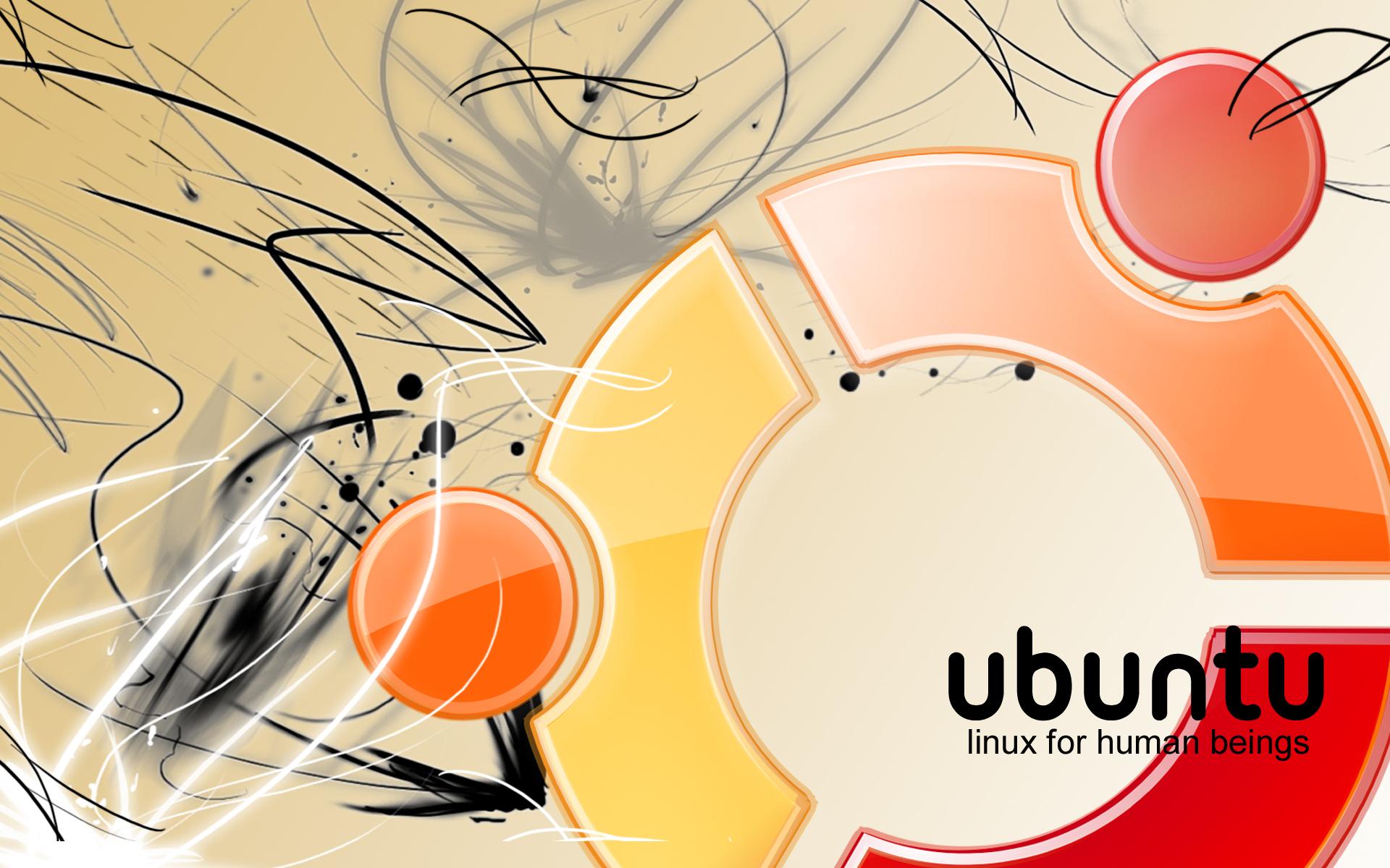 ubuntu, логотип, операционной системы