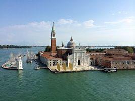 Бесплатные фото церковь Сан-Джорджо Маджоре,Венеция,Италия,church of San Giorgio Maggiore,Venice,Italy