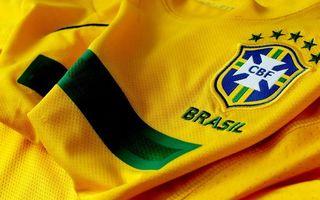 Бесплатные фото футболка,желтая,сборная,бразилии,футбол,эмблема,разное