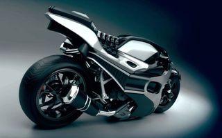 Фото бесплатно мотоцикл, скорость, драйв
