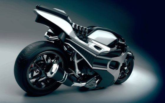 Photo free motorcycle, speed, drive