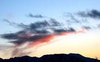 Фото бесплатно пейзажи, закат, свет