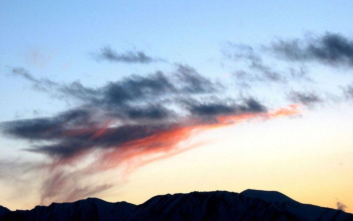 Фото бесплатно пейзажи, закат, свет - на рабочий стол