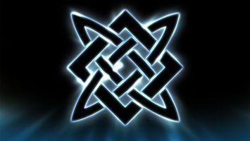 Бесплатные фото символ,знак,квадрат,сварога,полосы,светятся,разное