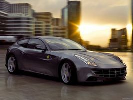 Photo free ferrari ff, ferrari, color