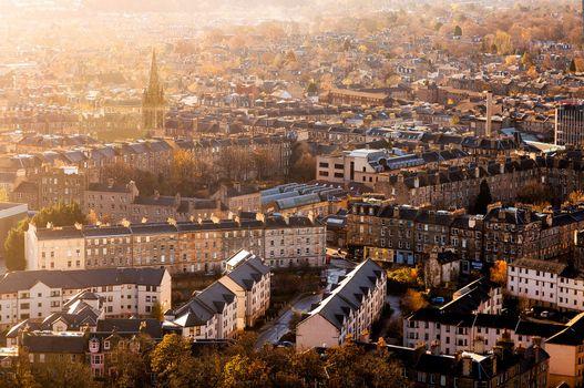 Скачать картинку эдинбург, эдинбург для рабочего стола бесплатно