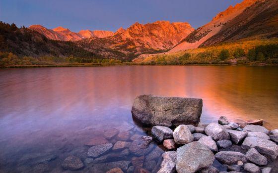 Фото бесплатно природа, склоны, горы