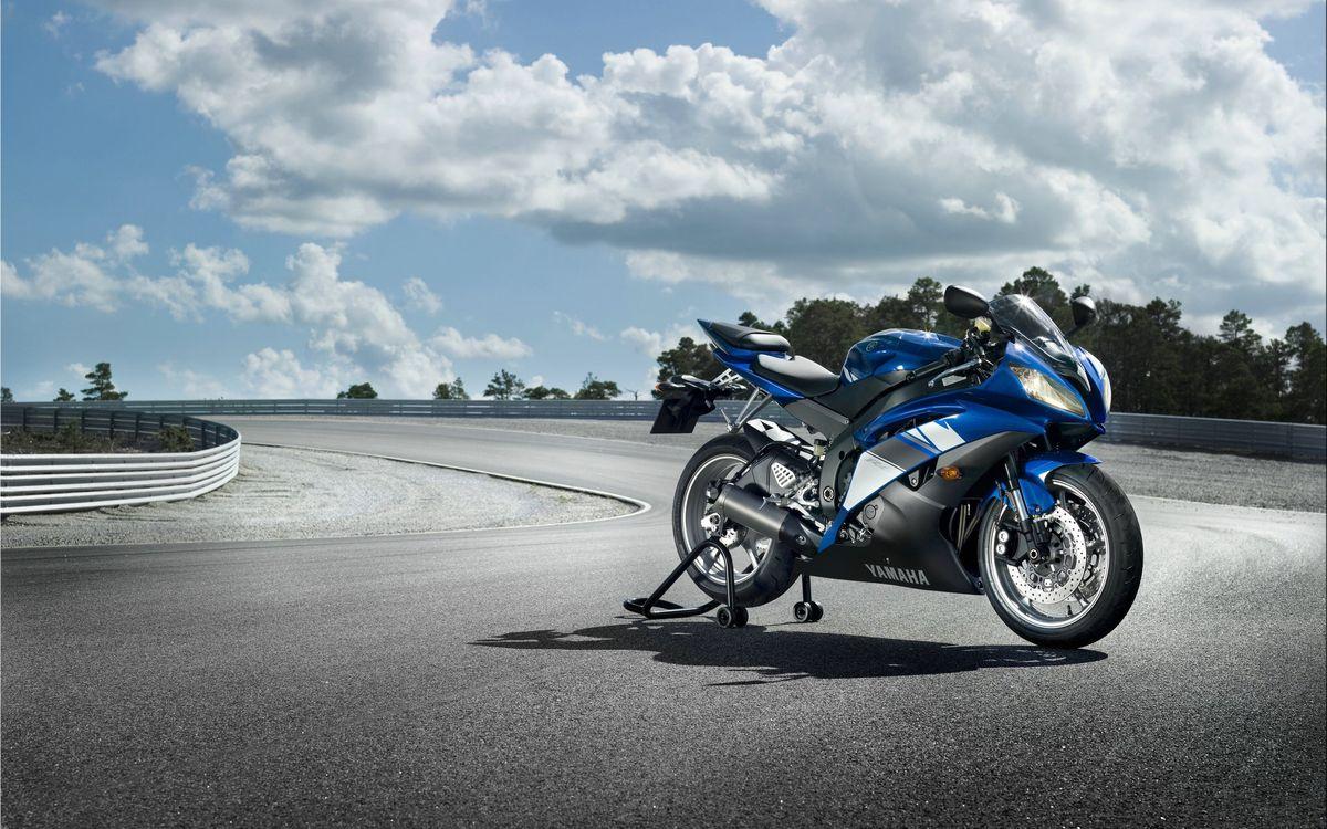 Фото бесплатно мотоцикл, колеса, руль - на рабочий стол